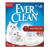 Ever Clean Multiple Cat Kedi Kumu 6 Lt